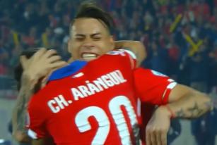 智利2-1秘鲁