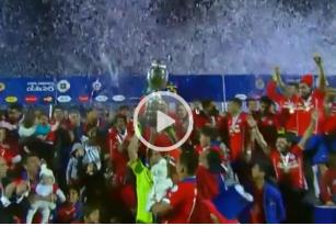 智利—阿根廷4-1