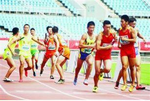 赛事新坐标-2016辽宁省青少年田径锦标赛圆满落幕