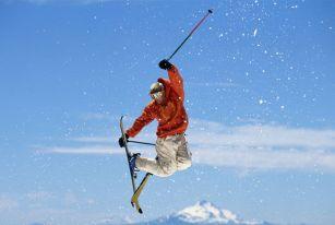 越野滑雪教学视频